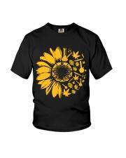 Love Cannabis Youth T-Shirt thumbnail