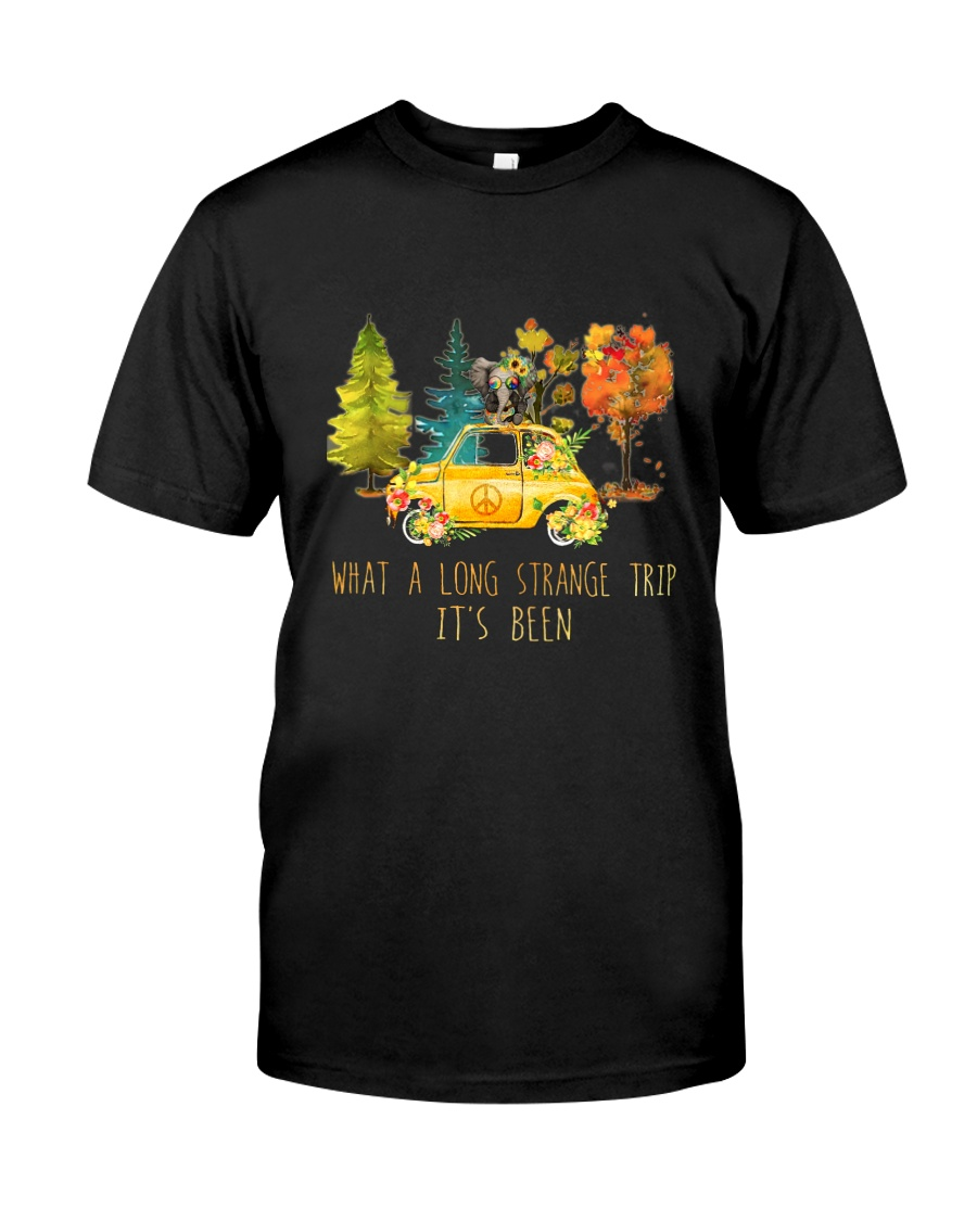 What A Long Strange Trip Classic T-Shirt