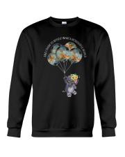Myself What A Wonderful World 3 Crewneck Sweatshirt thumbnail