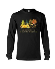 And Into The Forest I Go Long Sleeve Tee thumbnail
