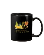 And Into The Forest I Go Mug thumbnail