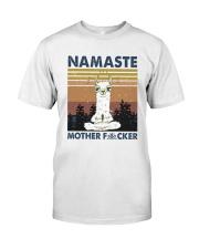 Namaste Mother Classic T-Shirt thumbnail