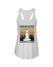 Namaste Mother Ladies Flowy Tank thumbnail
