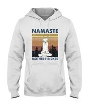 Namaste Mother Hooded Sweatshirt front