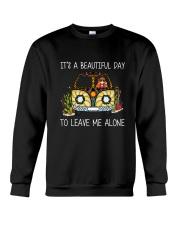 Its A Beautiful Day Crewneck Sweatshirt thumbnail