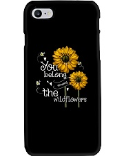 You Belong Among The Wildflowers 1 Phone Case thumbnail