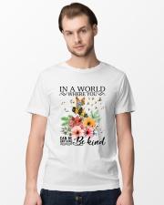 Be Kind Classic T-Shirt lifestyle-mens-crewneck-front-15