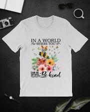 Be Kind Classic T-Shirt lifestyle-mens-crewneck-front-16