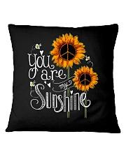 You Are My Sunshine Square Pillowcase thumbnail