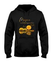 Music Is What Feelings Sound Like Hooded Sweatshirt thumbnail