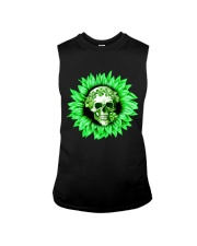 I Love Skull Sleeveless Tee thumbnail