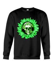 I Love Skull Crewneck Sweatshirt tile