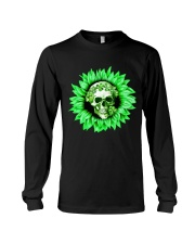 I Love Skull Long Sleeve Tee thumbnail