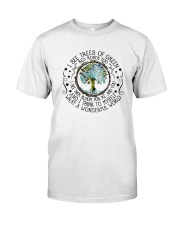 Myself What A Wonderful World 2 Classic T-Shirt front