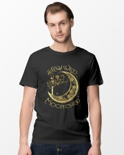 Stay Wild Moon Child Classic T-Shirt lifestyle-mens-crewneck-front-15