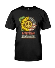 American Sunflower Classic T-Shirt front