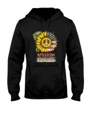 American Sunflower Hooded Sweatshirt thumbnail