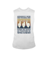 When We Teach Together Sleeveless Tee thumbnail