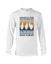 When We Teach Together Long Sleeve Tee thumbnail