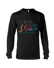 Music Makes Everything Better Long Sleeve Tee thumbnail