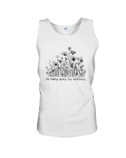 You Belong Among The Wildflowers Unisex Tank thumbnail