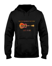 Whisper Words Of Wisdom Hooded Sweatshirt front