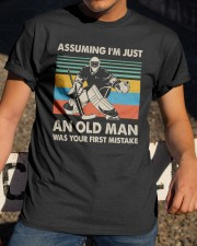 I'm Just An Old Man Classic T-Shirt apparel-classic-tshirt-lifestyle-28