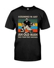 I'm Just An Old Man Classic T-Shirt front