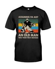 I'm Just An Old Man Premium Fit Mens Tee thumbnail