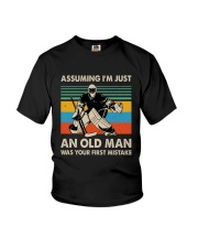 I'm Just An Old Man Youth T-Shirt thumbnail