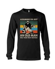 I'm Just An Old Man Long Sleeve Tee thumbnail