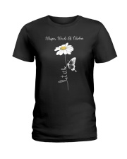 Whisper Words Of Wisdom Let It Be 1 Ladies T-Shirt thumbnail
