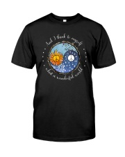 Myself What A Wonderful World 8 Classic T-Shirt tile