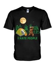 CP-T-NA-2911192-I Hate People V-Neck T-Shirt thumbnail