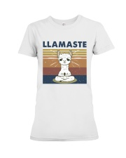 Llamaste Premium Fit Ladies Tee thumbnail