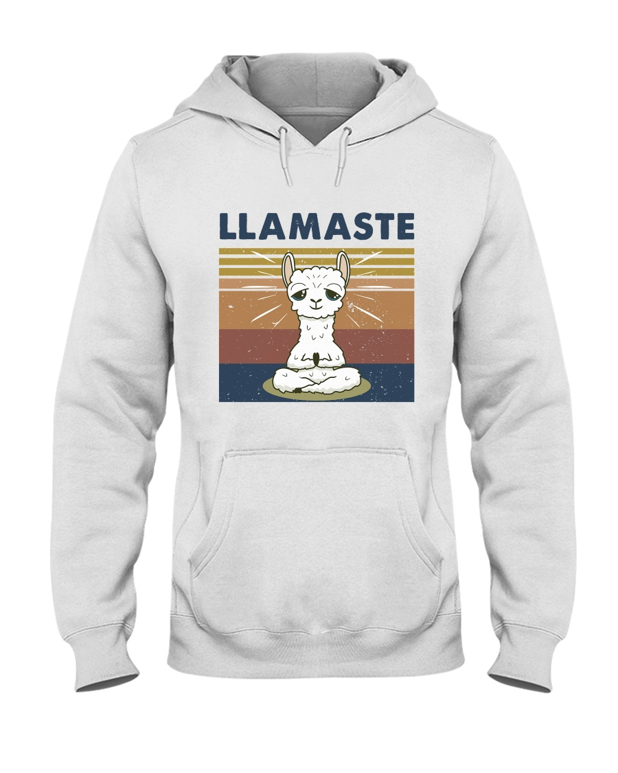 Llamaste Hooded Sweatshirt