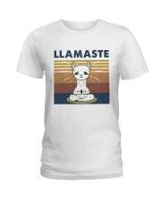 Llamaste Ladies T-Shirt thumbnail
