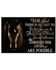 All Things Are Possible 17x11 Poster front
