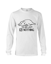 CA-T-0304208-ND-To Do List Nothing Long Sleeve Tee thumbnail