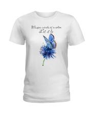Whisper Words Of Wisdom 2 Ladies T-Shirt thumbnail