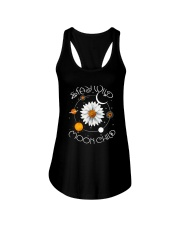 Stay Wild Moon Child Ladies Flowy Tank tile