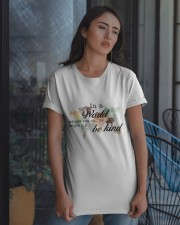 In A World Classic T-Shirt apparel-classic-tshirt-lifestyle-08