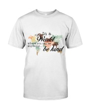 In A World Classic T-Shirt front