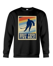 Shut Your Five Hole Crewneck Sweatshirt thumbnail