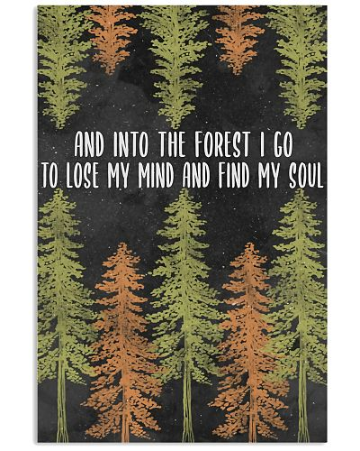And Into The Forest