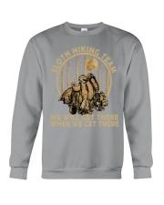 We Will Get There Crewneck Sweatshirt thumbnail