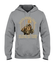 We Will Get There Hooded Sweatshirt thumbnail