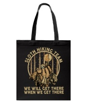 We Will Get There Tote Bag thumbnail