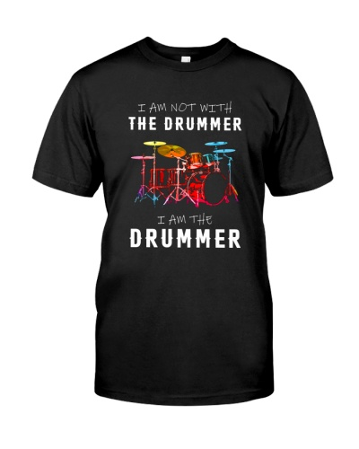 I Am The Drummer