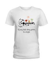 Be Alright Ladies T-Shirt tile